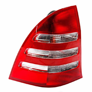 MERCEDES C-CLASS ESTATE S203 2001 TO 2007 HELLA COMBINATION REAR LIGHT LAMP LEFT SIDE